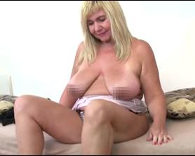 make Liebe zu einer britischen blonden Milf you big muscle